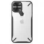 Nillkin Cyclops Zadní Kryt pro iPhone 12 Pro Max 6.7 Black, 57983101335