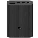 Xiaomi Mi Power Bank 3 Ultra Compact 10000mAh Black, 57983103355