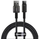 Baseus CATWJ-B01 Tungsten Gold Kabel USB-C 66W 1m Black, 57983104530