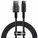 Baseus CATWJ-C01 Tungsten Gold Kabel USB-C 66W 2m Black, 57983104531