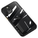USAMS US-BH627 PC+TPU Kryt pro iPhone 12/12 Pro Janz Series 6.1 Black, 2453556