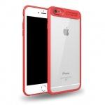 USAMS Mant Zadní Kryt Red pro iPhone XS Max, 2440771