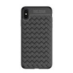 USAMS Yun TPU Zadní Kryt Black pro iPhone XS Max, 2440766