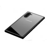 USAMS Janz Zadní Kryt pro Samsung Galaxy Note 10 Black, 2448670