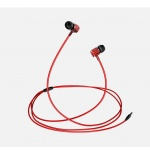 USAMS EP-38 In-Ear Electroplating Stereo Headset 3,5mm Red, 2449283