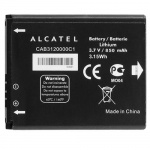 CAB3120000C1 Alcatel Baterie 850mAh Li-Pol (Bulk), 29237