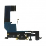 iPhone SE Flex Kabel vč. Dobíjecího a Audio Konektoru Black, 2435374