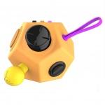 Fidget Cube 12-Side Orange, 2435464