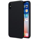 Nillkin Super Frosted Zadní Kryt Black pro iPhone X/XS, 2435824
