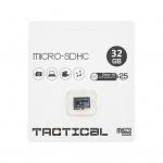 microSDHC 32GB Tactical Class 10 wo/a (EU Blister), 2438541