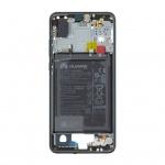 Huawei P20 Střední Díl Blue (Service Pack), 2439711