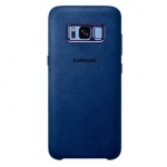 EF-XG955ALE Samsung Alcantara Cover Blue pro G955 Galaxy S8 Plus (Pošk. Blister), 2439815
