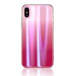 USAMS Sanz Zadní Kryt Red pro iPhone X/XS, 2440140