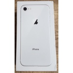 Apple iPhone 8 Silver Prázdný Box, 2441222