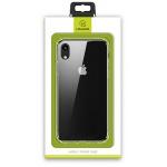 USAMS Minni TPU Zadní Kryt Transparent pro iPhone XS Max, 2441589