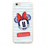 Disney Minnie 011 Back Cover White pro Samsung J600 Galaxy J6 2018, 2442333