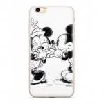 Disney Mickey & Minnie 010 Back Cover White pro Samsung Galaxy J4, 2442369
