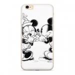 Disney Mickey & Minnie 010 Back Cover White pro Samsung J600 Galaxy J6 2018, 2442370