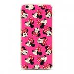Disney Minnie 019 Back Cover Pink pro Xiaomi Redmi 6/6A, 2442375