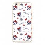 Disney Minnie 007 Back Cover White pro Xiaomi Redmi 6/6A, 2442376