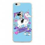 Disney Minnie 035 Back Cover Blue pro Xiaomi Redmi 6/6A, 2442377