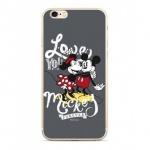 Disney Mickey & Minnie 001 Back Cover Gray pro Xiaomi Redmi 6/6A, 2442378