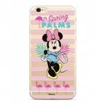 Disney Minnie 028 Back Cover Transparent pro Xiaomi Redmi 6/6A, 2442380