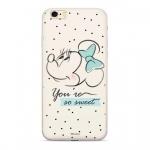 Disney Minnie 042 Back Cover White pro Xiaomi Redmi 6/6A, 2442384