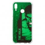 MARVEL Hulk 001 Zadní Kryt Green pro Huawei P20 Lite, 2443578