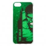 MARVEL Hulk 001 Zadní Kryt Green pro iPhone 6/7/8, 2443580