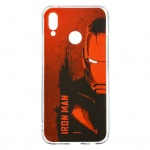 MARVEL Iron Man 004 Zadní Kryt Red pro Huawei P20 Lite, 2443585