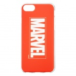 MARVEL 001 Zadní Kryt Red pro iPhone 6/7/8, 2443593