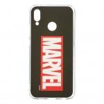 MARVEL 001 Zadní Kryt Black pro Huawei P20 Lite, 2443596