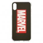 MARVEL 001 Zadní Kryt Black pro iPhone X, 2443598
