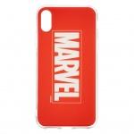 MARVEL 001 Zadní Kryt Red pro iPhone X, 2443599