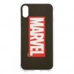 MARVEL 001 Zadní Kryt Black pro iPhone XS, 2443600