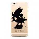 Disney Minnie 002 Back Cover Transparent pro Huawei P20 Lite, 2444082