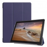 Tactical Book Tri Fold Pouzdro pro Huawei MediaPad T5 10 Blue, 2444179