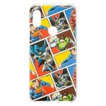DC League of Justice Zadní Kryt 001 pro Xiaomi Redmi Note 6 PRO Multicolor, 2444185