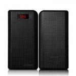 MyMAx PowerBank 30000mAh Black (Pošk. Blister), 2445605