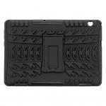 Tactical TPU Stand Kryt pro Huawei MediaPad T5 10 Black, 2446040