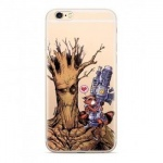 Guardians of The Galaxy 001 TPU Kryt pro Huawei Y7 2019 Transparent, 2446843