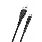 USAMS SJ366 U35 Datový Kabel Type C Black, 2449330