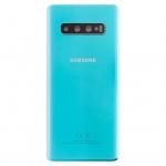 Samsung G975 Galaxy S10+ Kryt Baterie Prism Green (Service Pack), 2449439