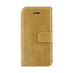 Molan Cano Issue Book Pouzdro pro Samsung Galaxy A21s Gold, 2452828