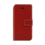 Molan Cano Issue Book Pouzdro pro Samsung Galaxy A21s Red, 2452829