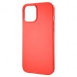 Tactical Velvet Smoothie Kryt pro Apple iPhone 12 /12 Pro Chilli, 2453472