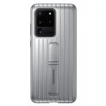 EF-RG988CSE Samsung Standing Kryt pro Galaxy S20 Ultra Silver, 2450751