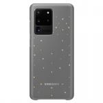 EF-KG988CJE Samsung LED Kryt pro Galaxy S20 Ultra Gray, 2450749