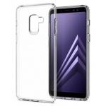 Spigen Liquid Crystal Clear pro Samsung A8 2018 (EU Blister), 2439707